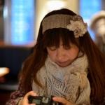 新米カメラ女子 | 2013/01/27<br />Nikon D600+Ai-S 50mm f/1.2 | 50mm F/1.2