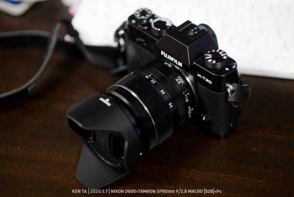 |_・) 買ったった…X-T30+XF18-55mm F2.8-4 R LM OIS!(ファーストインプレッション編)